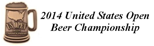 2014 US Open Beer Championship Winners