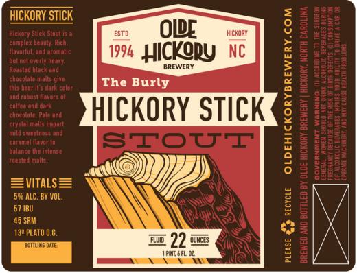 Hickory Stick Stout