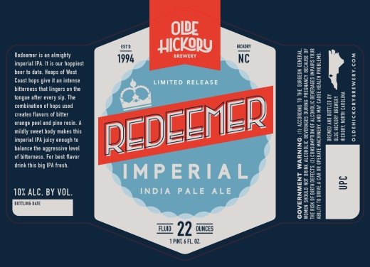 Olde Hickory Redeember