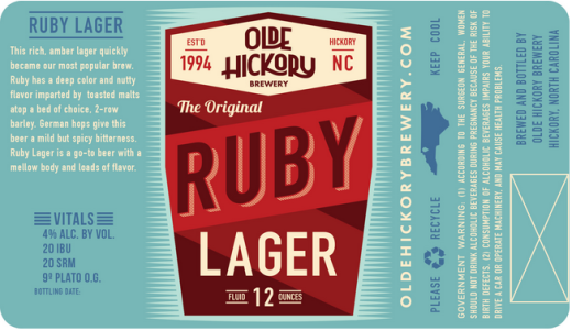 Ruby Lager