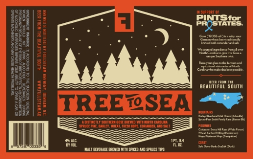 Fullsteam Tree-to-Sea Gose