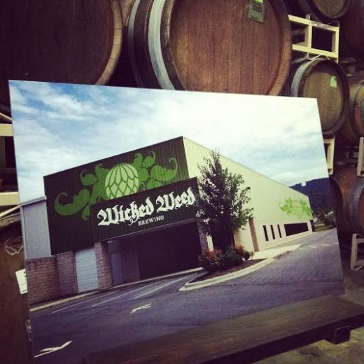 Wicked Weed Brewing New Production Facility