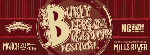 Burley Beers and Barleywines Festival